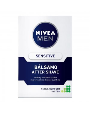 NIVEA A-SHAVE SENSITIVE