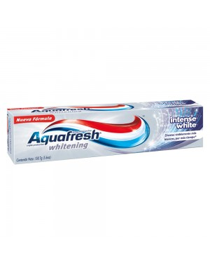 AQUAFRESH CR X158 INTENSEWHITE
