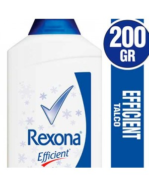 REXONA EFFICIENT X 200