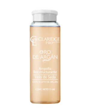 CLARIDGE AMP X17ml ORO ARGAN R