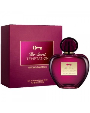 AB HER SECRET TEMPTATION X80 EDT