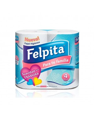 FELPITA PH 4X30Mts BLANCO