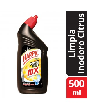 HARPIC LIQ POWER PLUS X500 CITRIC