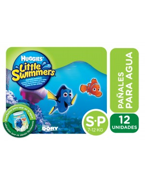 LITTLE SWIMMERS P X12