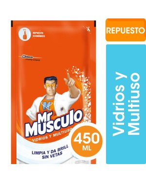 MR MUSC VIDRIO Y MULTI X450 DP L-INTEL