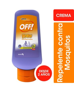 OFF CREMA X90 KIDS ACTIVE NUEV