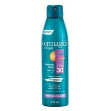 DERMAGLOS P-SOL X180 SPRAY F30 INVIS