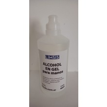 LIMSIS ALC GEL X500ml     5263