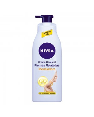 NIVEA CR X400 PIERNAS Q10 MODEL