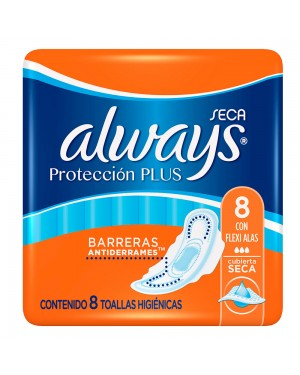 ALWAYS TOA X8 P-PLUS SECA C/A