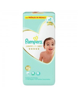 PAMPERS P-CARE XGDE 60    4418