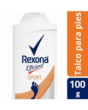 REXONA EFFICIENT X100 ANTIBAC