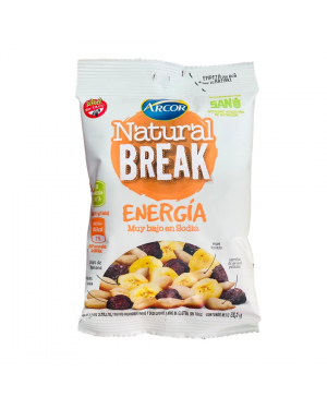 NATURAL BREAK ENERGIA       55