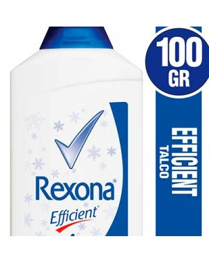 REXONA EFFICIENT X100