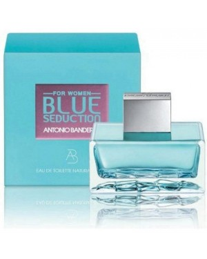 BLUE SEDUCTION WOMAN X50 EDT