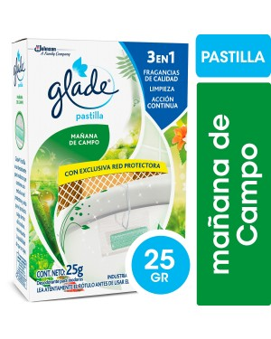 GLADE PAST INOD X25g CAMPO C/RED