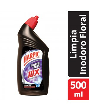 HARPIC LIQ POWER PLUS X500 FLORAL