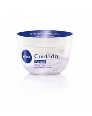 NIVEA CR X50 CUIDADO SENSITIVE