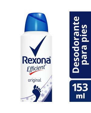 REXONA EFFICIENT AERO X153