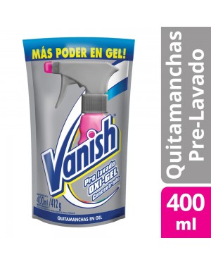 VANISH PRELAV X400 DP OXI-GEL