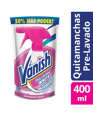 VANISH PRELAV X 400 DP WHITE