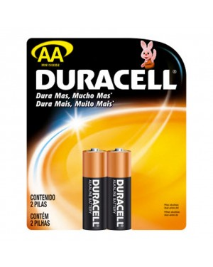 DURACELL (AA) X2unidades