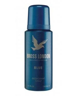BROSS LONDON DEO X150ml BLUE 5