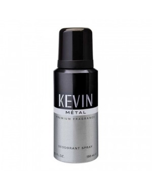 KEVIN METAL DEO X150ml    5122