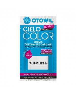 OTOWIL CIELO COLOR X47 TURQUES
