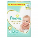 PAMPERS P-CARE MED 86      126