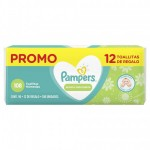PAMPERS TH X96 + 12 S/CARGO AROMA NATURALEZA