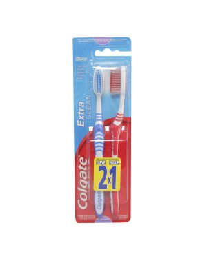 COLGATE CEP 2X1 EXTRA CLEAN MED