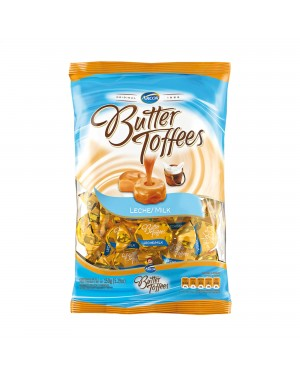 BUTTER TOFFEES X150g LECHE