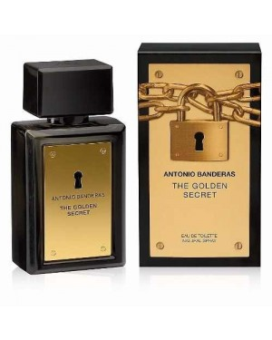 AB THE GOLDEN SECRET  X50 EDT